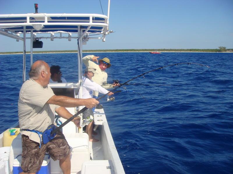 Fishing playa del carmen mexico for Playa del carmen fishing charters