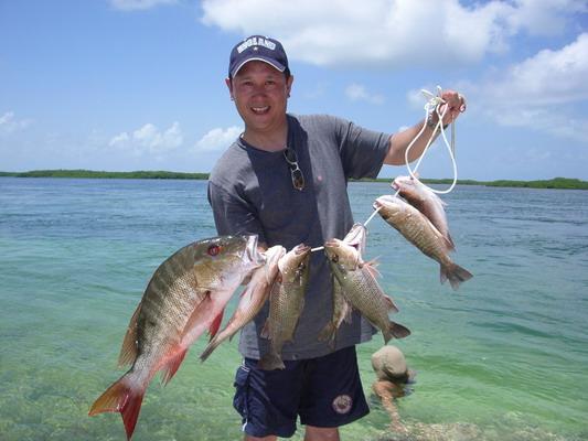 Fishing in cuba cayo ensenacho 2006 for Fishing in cuba