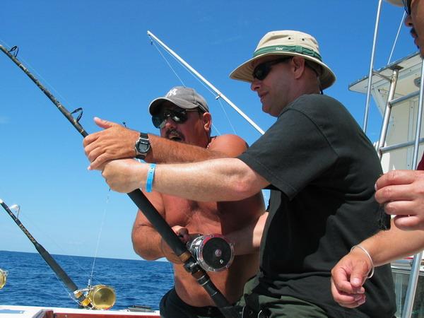 Fishing in cuba cayo guillermo for Fishing in cuba