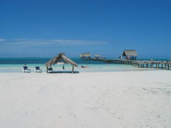 Melia Cayo Guillermo Beach